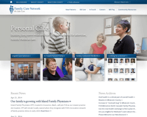 Family Care Network Drupal