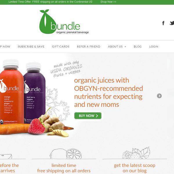 Bundle Organics Warehouse Integration
