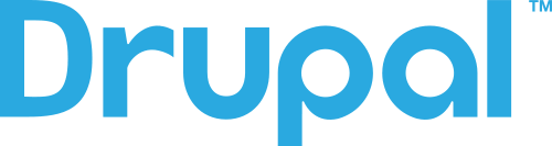 We work with Drupal
