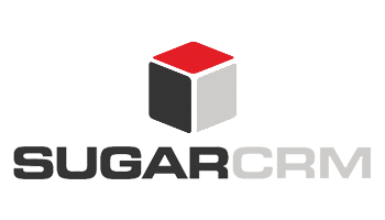 We work with SugarCRM