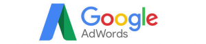 We work with Google Adwords