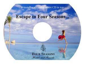 4 Seasons CD-ROM