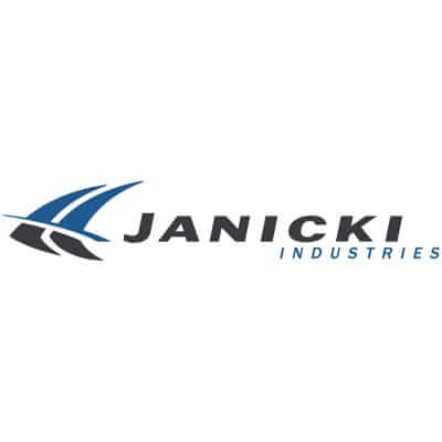 We work with Janicki