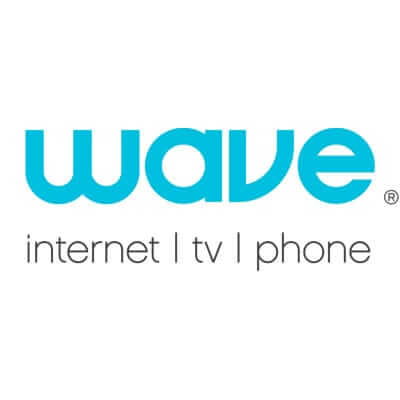We work with Wave Broadband